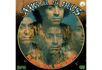 Miguel De Deus - Black Soul Brother - (Vinyl)