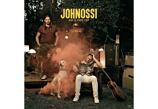 Johnossi - Air is free (Vinyl) - (Vinyl)