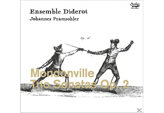 Ensemble Diderot - Triosonaten op.2 - (CD)