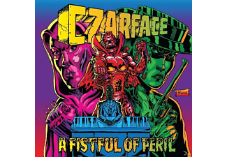 Czarface (inspectah Deck & 7l&esoteric) - A Fistful Of Peril [CD]