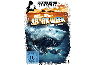 Shark Week - (DVD)