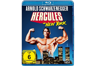 Herkules in New York [Blu-ray]