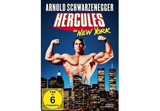 Herkules in New York [DVD]