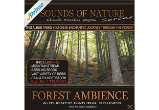 Relaxing Sounds Of Nature - Forest Ambience - (CD)