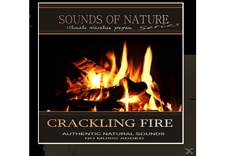 Relaxing Sounds Of Nature - Crackling Fire - (CD)