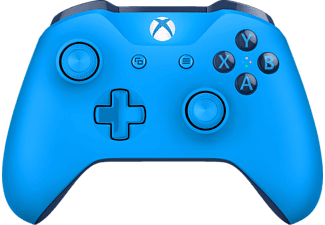 MICROSOFT Xbox One S Wireless Controller Blauw