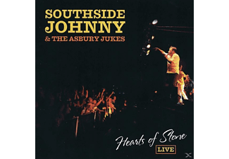 Southside Johnny, The Asbury Jukes - Hearts Of Stone Live - (CD)