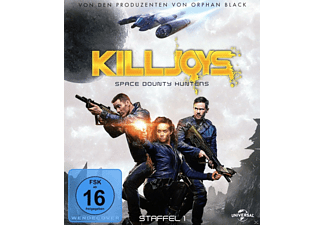 Killjoys - Staffel 1 - (Blu-ray)