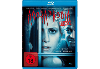 Agoraphobia - Der Tod lauert überall - (Blu-ray)