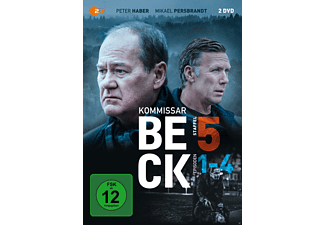 Kommissar Beck - Staffel 5, Episoden 1-4 - (DVD)