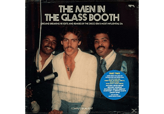 VARIOUS - The Men In The Glass Booth (Part B) - (Vinyl)