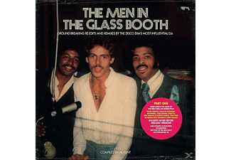 VARIOUS - The Men In The Glass Booth (Part A) - (Vinyl)