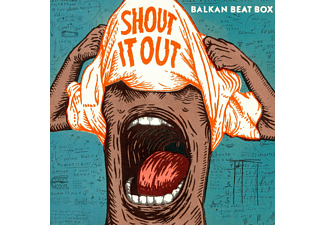 Balkan Beat Box - Shout It Out - (Vinyl)