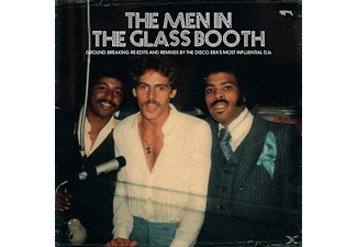 VARIOUS - The Men In The Glass Booth - (CD)