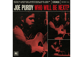 Joe Purdy - Who Will Be Next? - (Vinyl)
