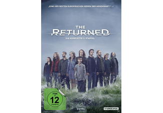 The Returned - Staffel 2 [DVD]