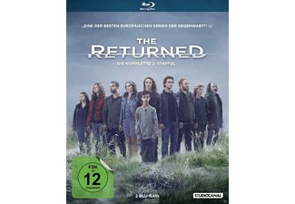 The Returned - Staffel 2 [Blu-ray]