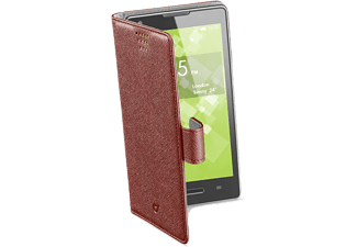 CELLULAR LINE Book Case XXL Red - (BOOKUNI2XX)