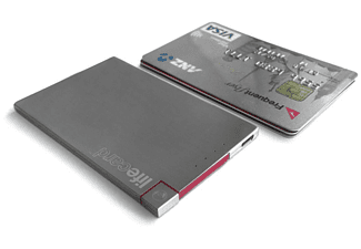PLUS US LifeCard Silver , passend für Lightning