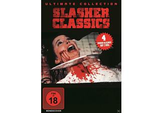 Slasher Classics - Ultimate Collection [DVD]