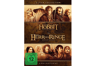 Mittelerde Collection [DVD]