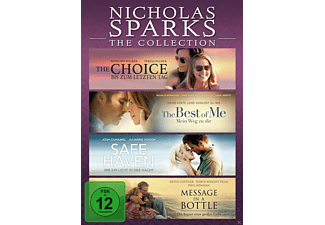 Nicholas Sparks-The Collection - (DVD)