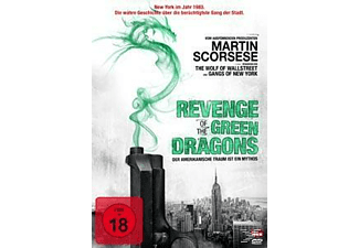 Revenge of the Green Dragons - (DVD)