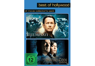 BEST OF HOLLYWOOD - 2 Movie Collector's Pack 121 (Illuminati / The Da Vinci Code - Sakrileg) - (DVD)