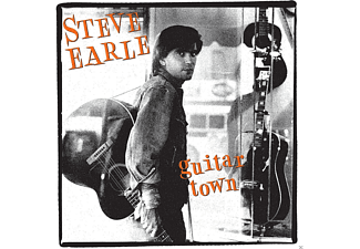 Steve Earle - Guitar Town (30th Anniversary Ltd.Deluxe Edition) - (CD)