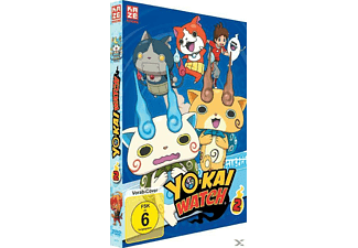 Yo-Kai Watch - Vol. 2 [DVD]