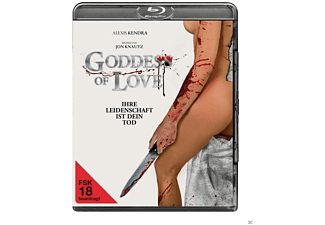 Goddess of Love [Blu-ray]