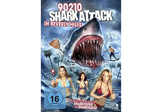 90210 Shark Attack In Beverly Hills - (DVD)