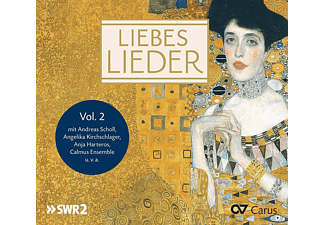 VARIOUS - Liebeslieder Vol.2 - (CD)