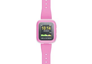 CAT CARL  Kids Tracker, Smartwatch, Pink