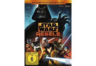Star Wars Rebels - Staffel 2 [DVD]