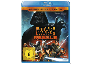 Star Wars Rebels - Staffel 2 [Blu-ray]
