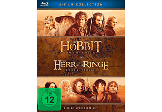 Mittelerde Collection - (Blu-ray)