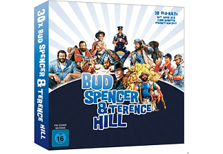 Bud Spencer/ Terence Hill Buch Box - (Blu-ray)