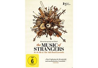 The Music of Strangers - (DVD)