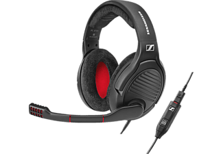 SENNHEISER, 506528, PC 373D, Gaming-Headset, Schwarz