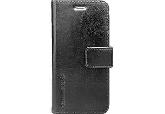 DBRAMANTE Folio Lynge Black Bookcover Apple iPhone 6 Leder (Obermaterial) Schwarz