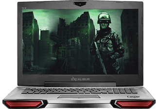 CASPER G800.6700-D570P Intel® Core™ i7-6700HQ 32GB 1TB HDD+240GB SSD Gaming Notebook