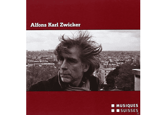 VARIOUS - Alfons Karl Zwicker - (CD)