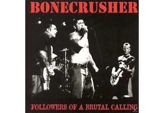 Bonecrusher - Followers Of A Brutal Calling - (Vinyl)