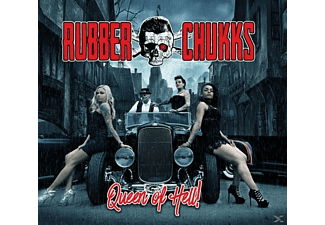 Rubber Chukks - Queen Of Hell - (CD)