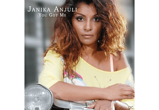 Janika Anjuli - You Got Me [CD]
