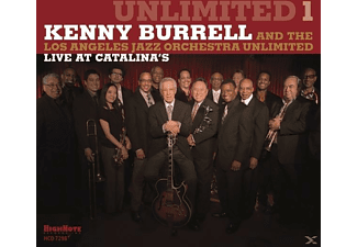 Kenny Burrell - Unlimited 1 [CD]