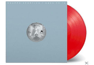 Gruppo Sportivo - Back To 78 (LTD Transparent Red Vin - (Vinyl)