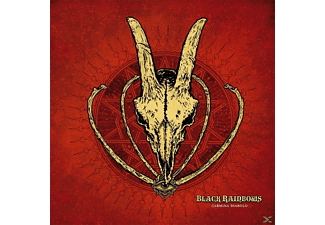 Black Rainbows - Carmina Diabolo (Reissue) - (Vinyl)