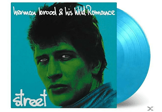Herman & His Wild Romance Brood - Street =Remastered= (LTD Turquoise - (Vinyl)